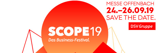 SAVE THE DATE – SCOPE19
